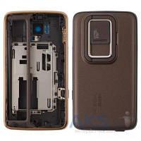 Корпус Nokia N900 Bronze