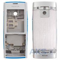 Корпус Nokia X2-00 Silver