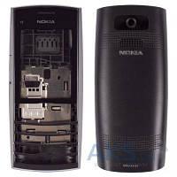 Корпус Nokia X2-05 Black