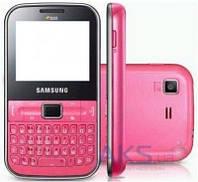 Корпус Samsung C3222 Pink
