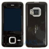 Корпус Nokia N81 8GB Black