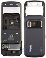 Корпус Nokia N86 Black