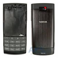 Корпус Nokia X3-02 Black