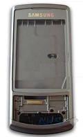 Корпус Samsung S3500 Silver