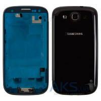 Корпус Samsung i9300 Galaxy S3 Black