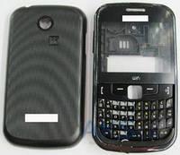 Корпус Samsung S3350 Black