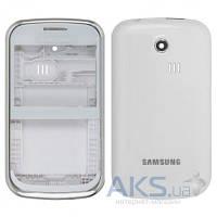 Корпус Samsung S3350 White
