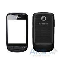 Корпус Samsung S3850 Black