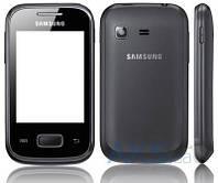 Корпус Samsung S5300 Galaxy Pocket Black