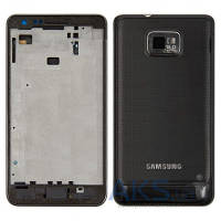 Корпус Samsung i9100 Galaxy S II Black