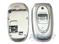 Корпус Samsung E330 Silver