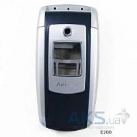 Корпус Samsung E700 Blue