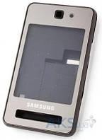 Корпус Samsung F480 Silver