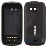 Корпус Samsung S5560 Black