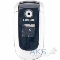 Корпус Samsung X660 Silver