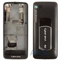 Корпус Sony Ericsson C901 Black