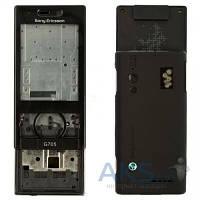 Корпус Sony Ericsson G705 Black