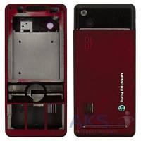 Корпус Sony Ericsson G900 Red