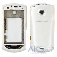 Корпус Samsung S5620 Monte White