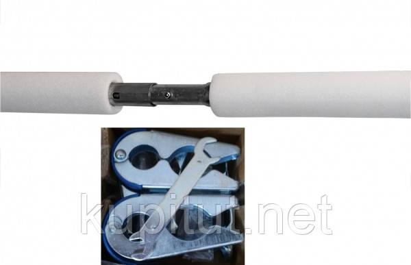 Комплект металлических элементов сетки для батута KIDIGO VIP BLACK 244 см