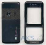 Корпус Sony Ericsson K530 Black
