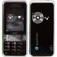 Корпус Sony Ericsson K660 Black