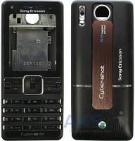 Корпус Sony Ericsson K770 Black