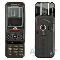 Корпус Sony Ericsson W850 с клавиатурой Black