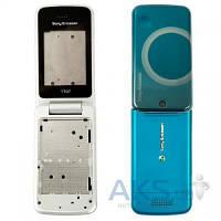 Корпус Sony Ericsson T707 Blue