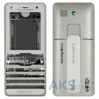 Корпус Sony Ericsson K770 Silver