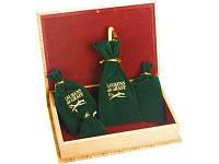 Набор: портмоне, часы карманные на подставке, нож для бумаг «Фрегат»