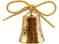 Рождественский колокольчик Versace «Gold»