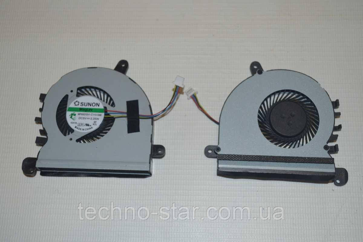 Вентилятор (кулер) SUNON MF60070V1-C110-S99 для Asus Zenbook UX42 UX42VS CPU FAN