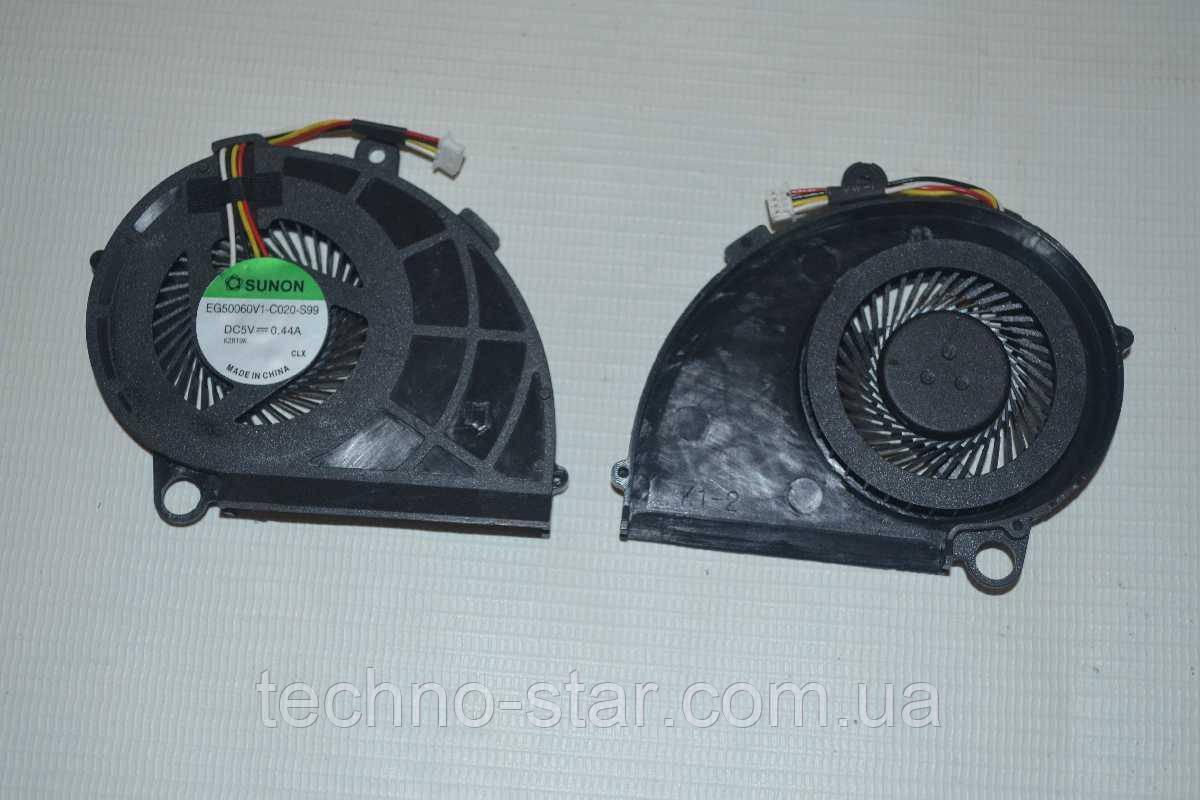 Вентилятор (кулер) SUNON EG50060V1-C020-S99 для Acer Aspire M5-481 M5-481G M5-481PT M5-481T X483G CPU FAN