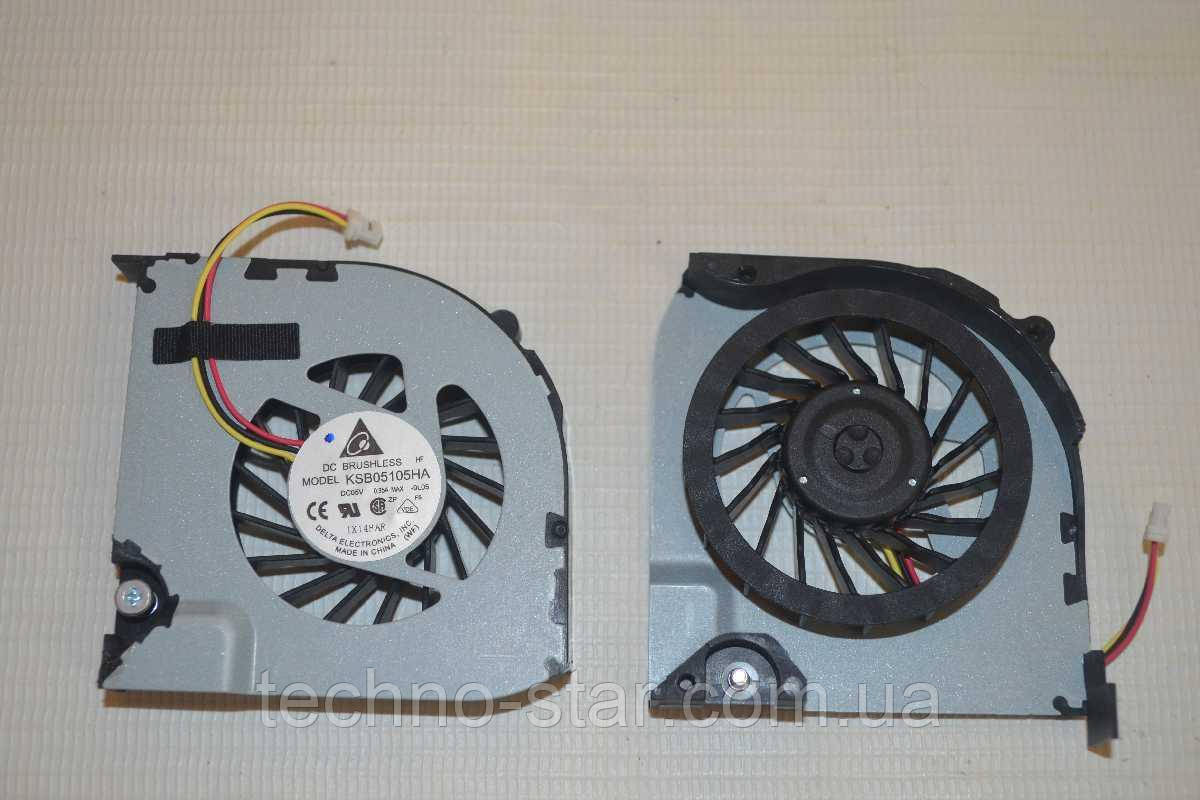 Вентилятор (кулер) DELTA KSB05105HA для HP Pavilion DM4-1000 DM4-1100 CPU FAN