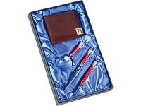 Набор William Lloyd: портмоне, ручка шариковая, лупа, нож для бумаг «Принц Уэльский»