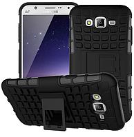 Бронированный чехол (бампер) для Samsung Galaxy J7Duos SM-J700 J700F J700H J700M, фото 1