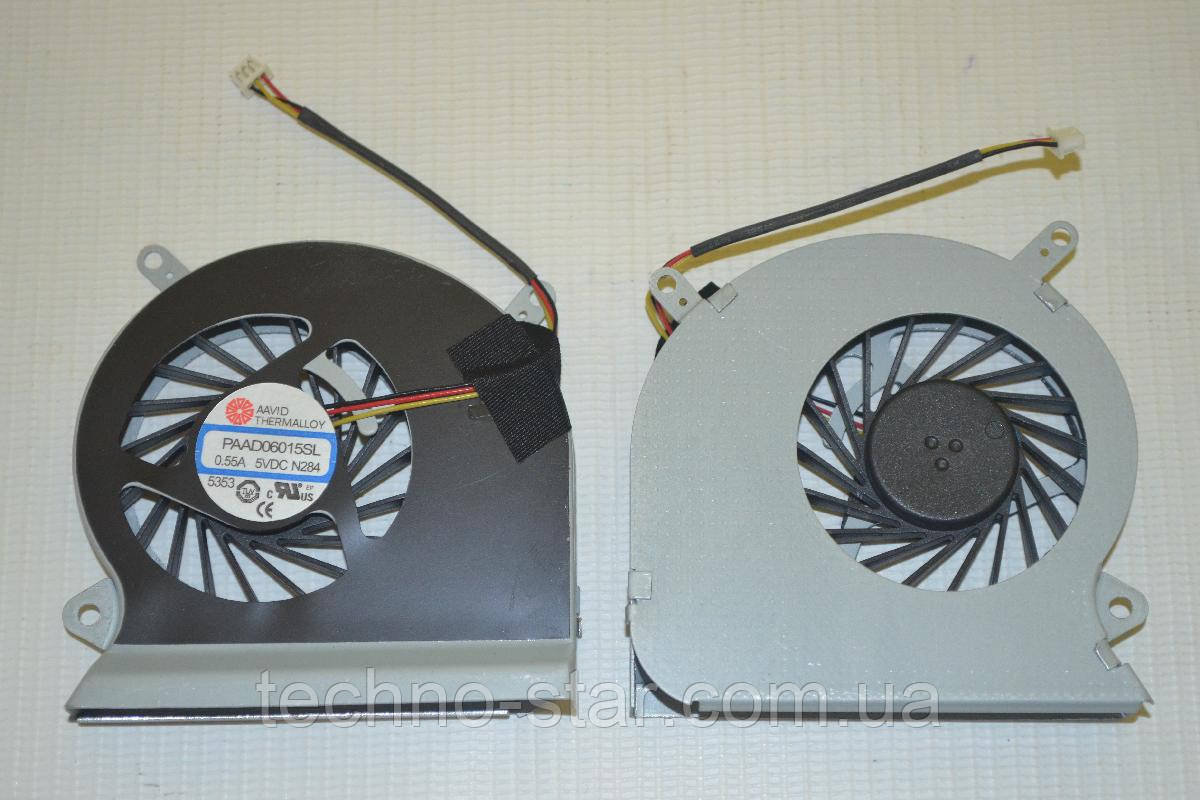 Вентилятор (кулер) PAAD06015SL для MSI GE60 2PC 2PE MS-16GA MS-16GC MS-16GD MS-16GF MS-16GH CPU