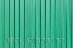 Профнастил ПС 10 мм зеленый