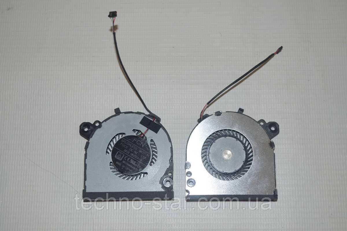 Вентилятор (кулер) FCN DFS150005040T для Samsung NP905S3K NP905S3L NP910S3K NP910S3L CPU FAN