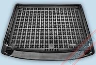 Коврик в багажник PORSCHE Cayenne 2010- черный Rezaw-Plast 233502