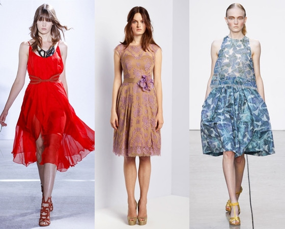 женское стильное платье недорого