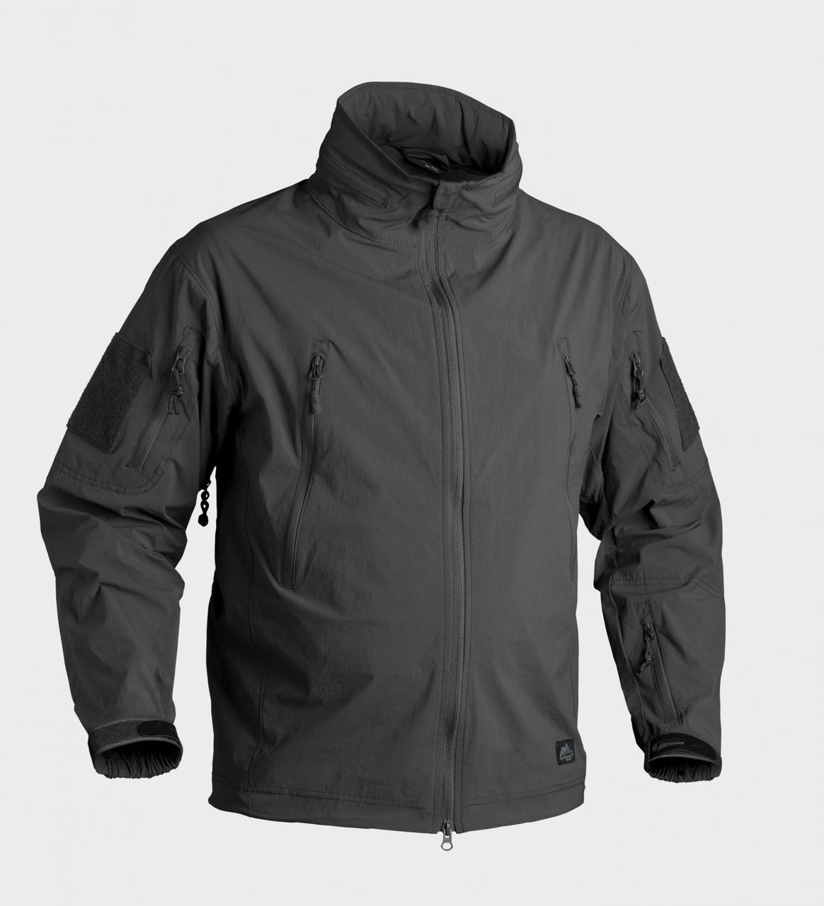 Куртка Soft Shell Helikon-Tex® Trooper - Черная