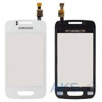 Сенсор (тачскрин) для Samsung Wave Y S5380 White