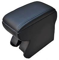 Подлокотник Chevrolet Aveo T200, T250, ZAZ Vida черный Armrest черный