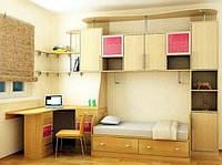 Комплект мебели для школьника.