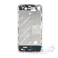 Средняя часть корпуса Apple iPhone 4S Silver
