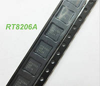 Микросхема контроллер питания RT8206 RT8206A Оригинал
