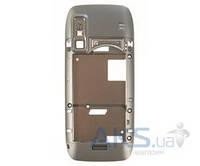 Средняя часть корпуса Nokia E75 Silver