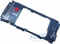 Средняя часть корпуса Nokia X6-00 Grey